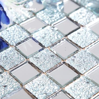 Gạch mosaic trắng AL112
