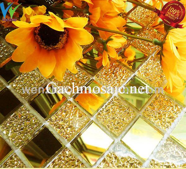 Gạch mosaic hoa văn AL113