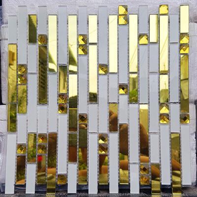 Gạch mosaic thanh AL103