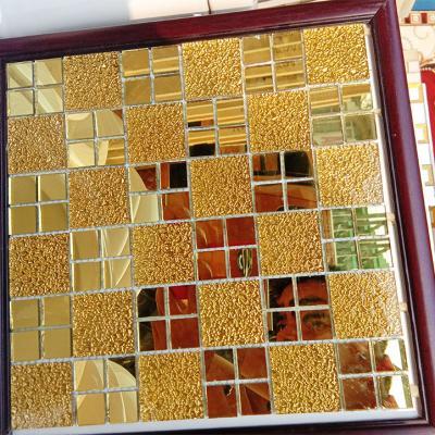 Báo giá gạch mosaic màu vàng