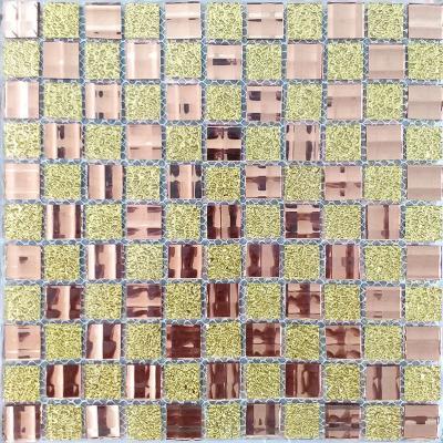 Mosaic trà vàng AL220