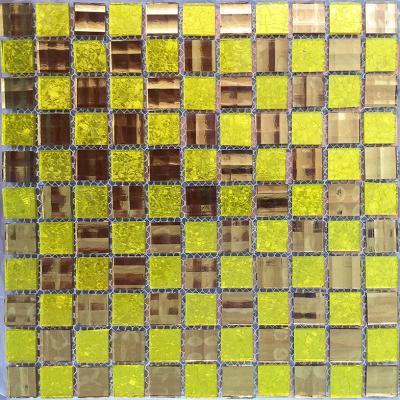 Mosaic vàng cao cấp AL116