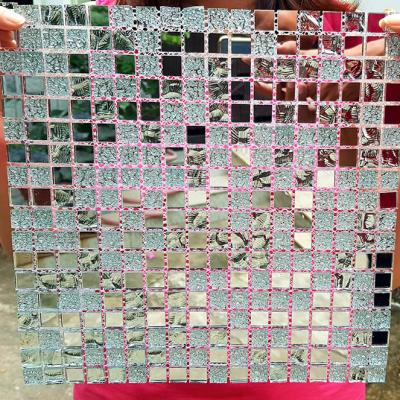 Gạch mosaic hạt nhỏ trắng AL101