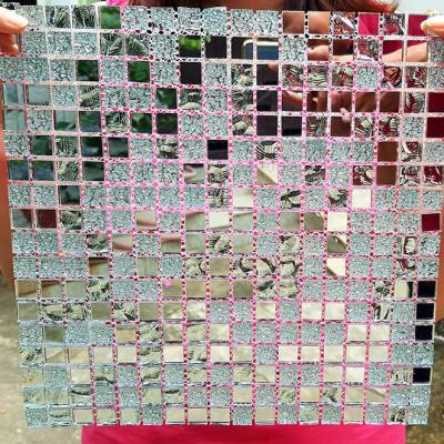 Gạch mosaic hạt nhỏ trắng AN101