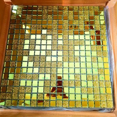 Mosaic vàng AL101