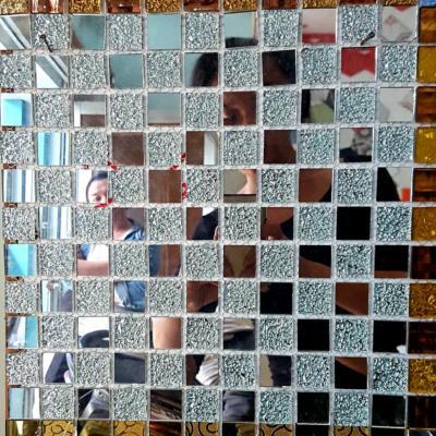 Gạch mosaic trắng AL106