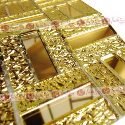 Mosaic vàng thanh AL107