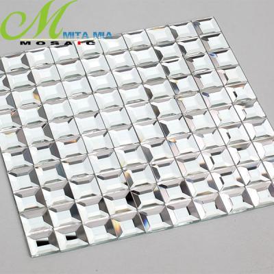 Gạch mosaic trắng AL203