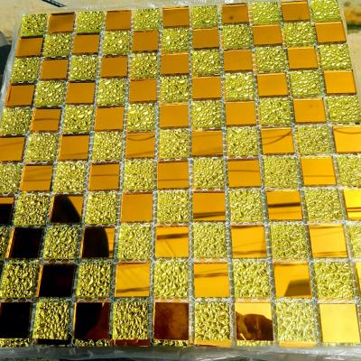 Gạch mosaic trắng hồng AL119